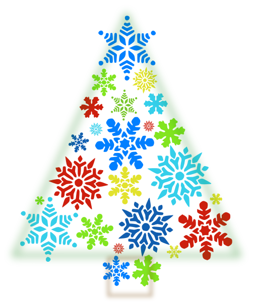 snowflake_tree
